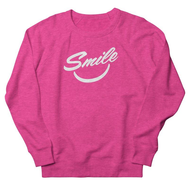 Smile Men's Sweatshirt by toast designs