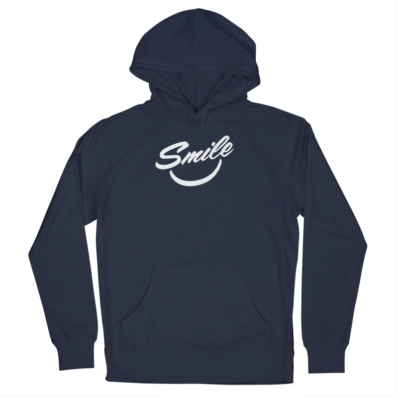 Smile Men's Pullover Hoody by toast designs