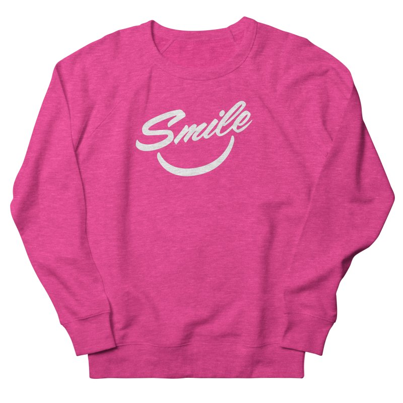 Smile Men's Sweatshirt by toast designs