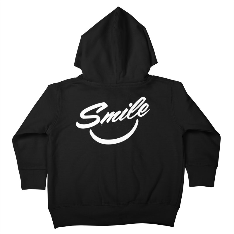 Smile Kids Toddler Zip-Up Hoody by toast designs