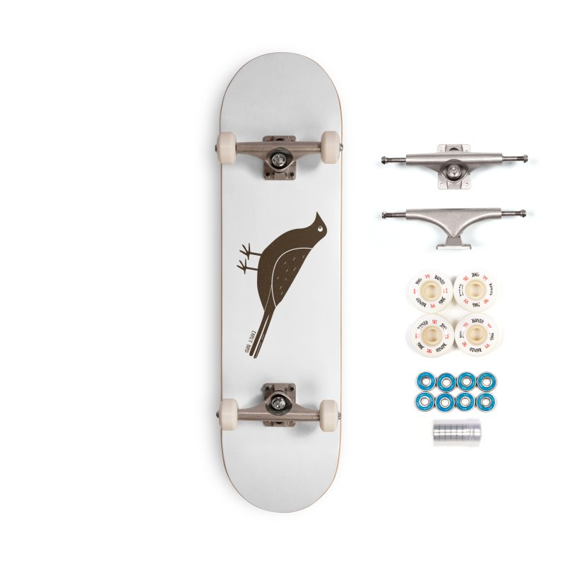 Early Bird Accessories Complete - Premium Skateboard by toast designs