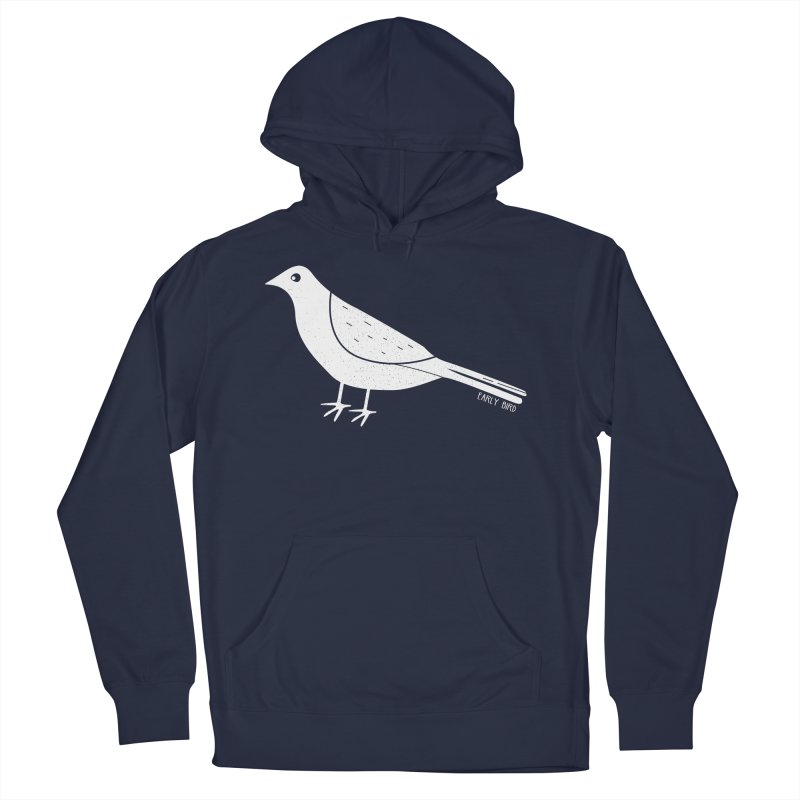 Early Bird Men's Pullover Hoody by toast designs