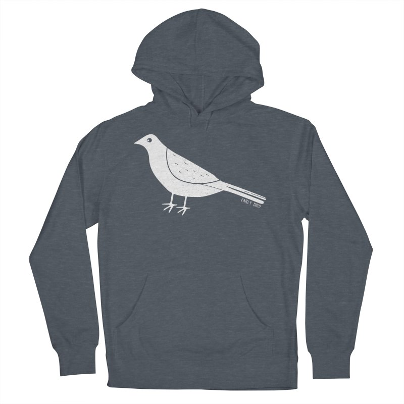 Early Bird Women's French Terry Pullover Hoody by toast designs