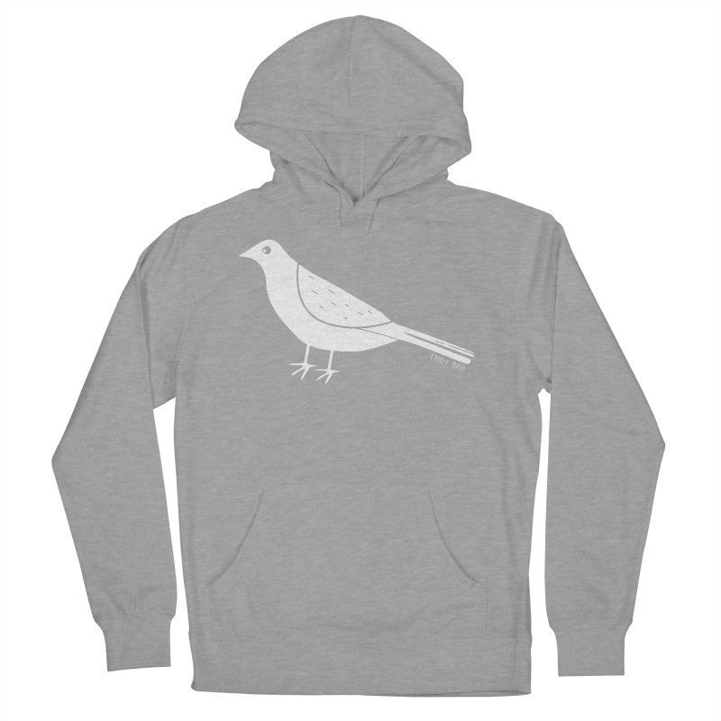 Early Bird Men's French Terry Pullover Hoody by toast designs