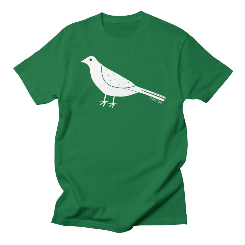 Early Bird Men's T-Shirt by toast designs