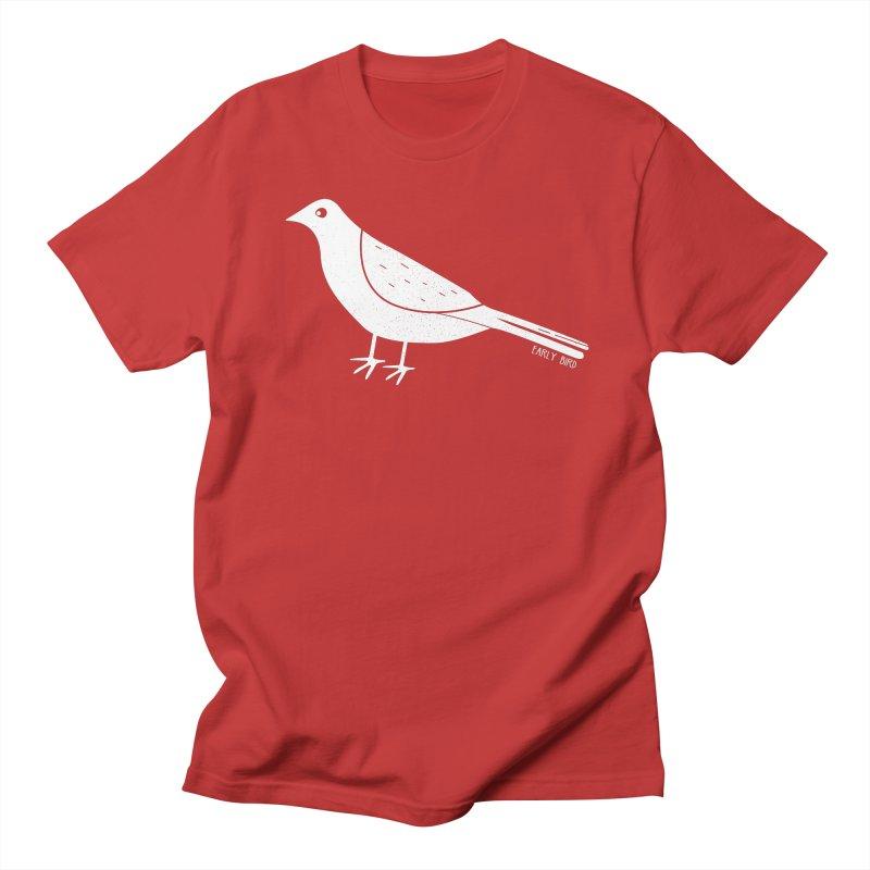 Early Bird Men's Regular T-Shirt by toast designs