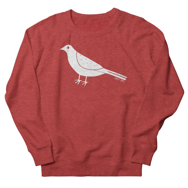 Early Bird Women's French Terry Sweatshirt by toast designs