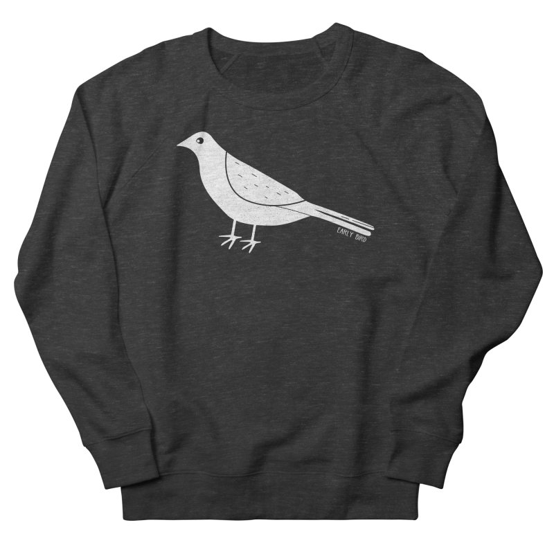 Early Bird Men's French Terry Sweatshirt by toast designs