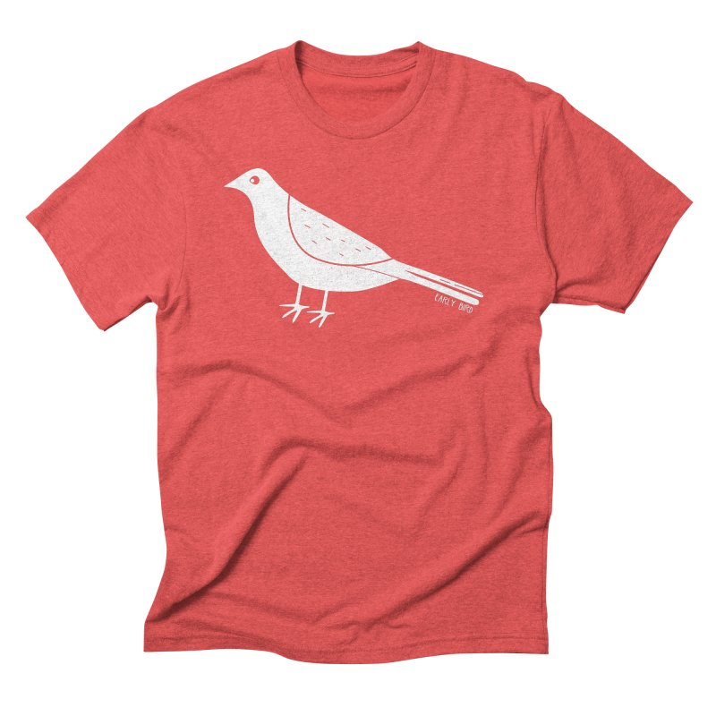 Early Bird Men's Triblend T-Shirt by toast designs