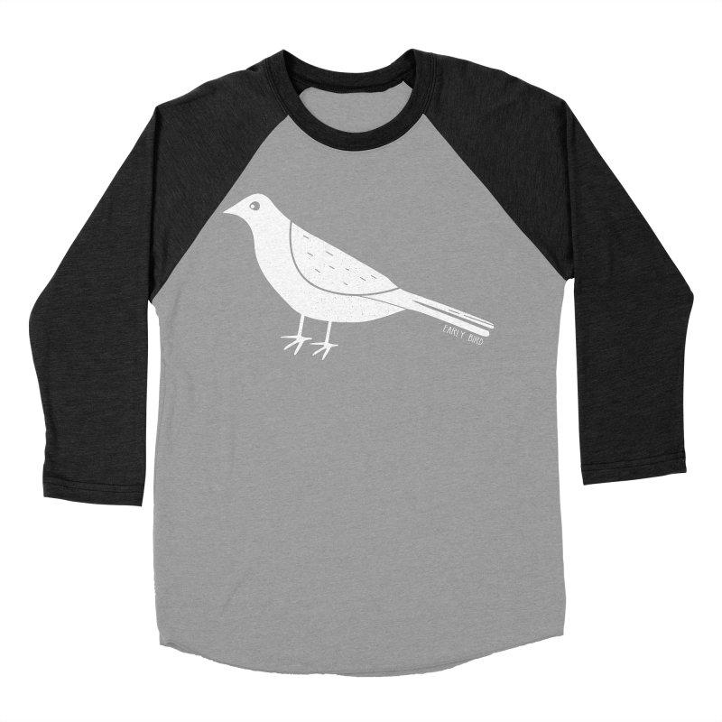 Early Bird Women's Baseball Triblend Longsleeve T-Shirt by toast designs
