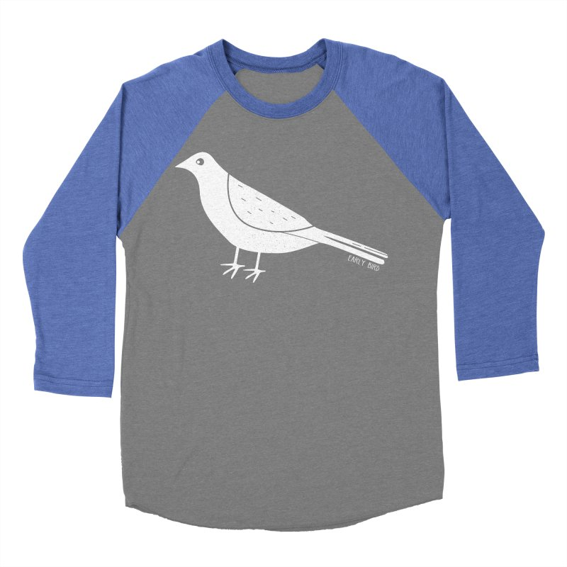 Early Bird Men's Baseball Triblend Longsleeve T-Shirt by toast designs