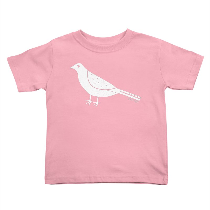 Early Bird Kids Toddler T-Shirt by toast designs