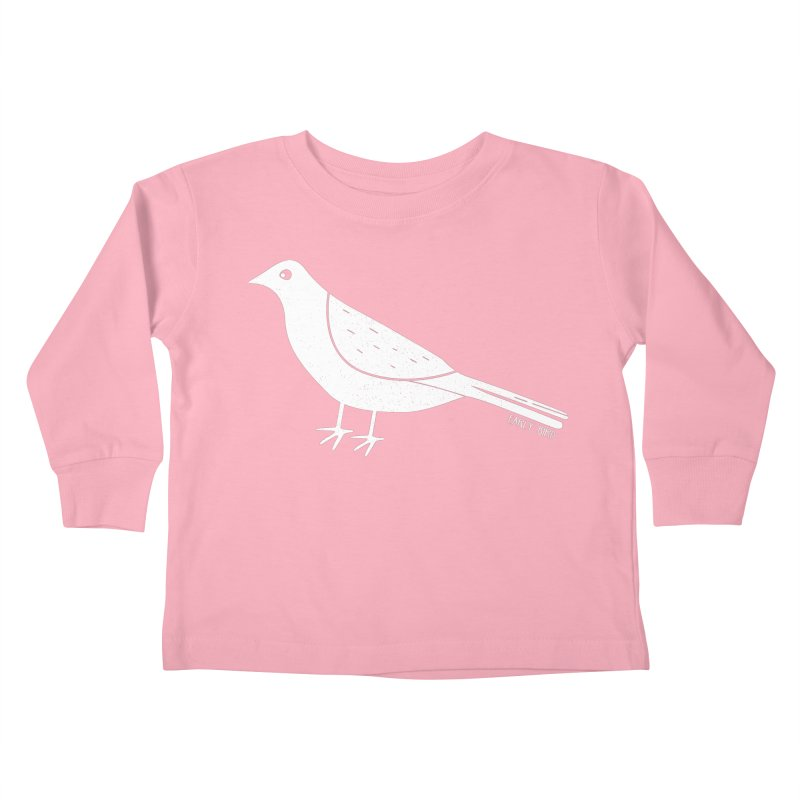 Early Bird Kids Toddler Longsleeve T-Shirt by toast designs