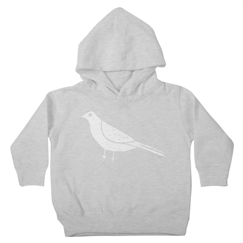 Early Bird Kids Toddler Pullover Hoody by toast designs