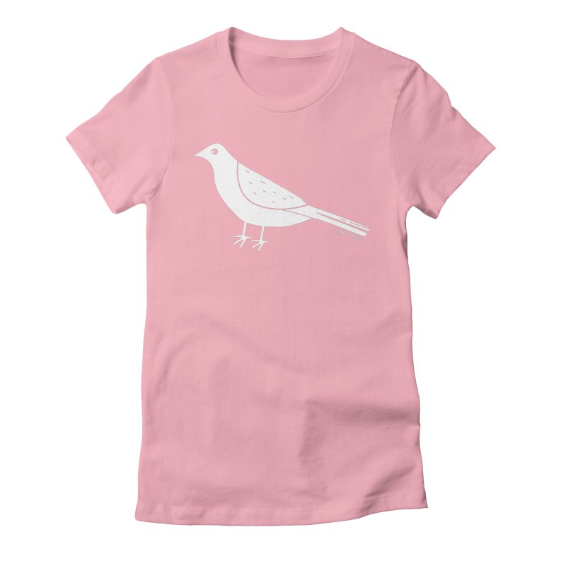 Early Bird Women's Fitted T-Shirt by toast designs