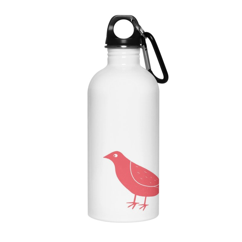 Early Bird Accessories Water Bottle by toast designs