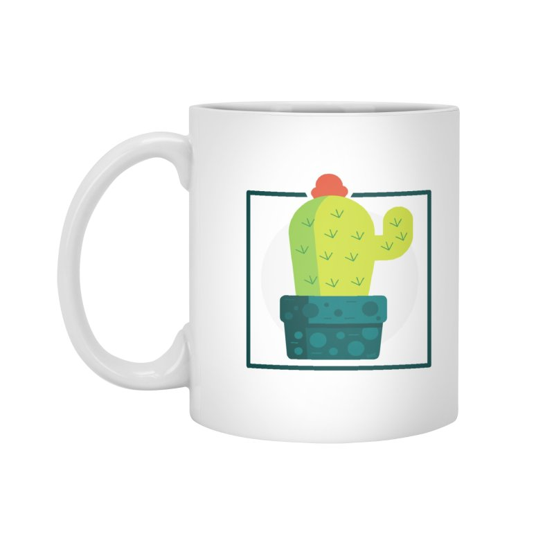 Prickly Accessories Standard Mug by toast designs