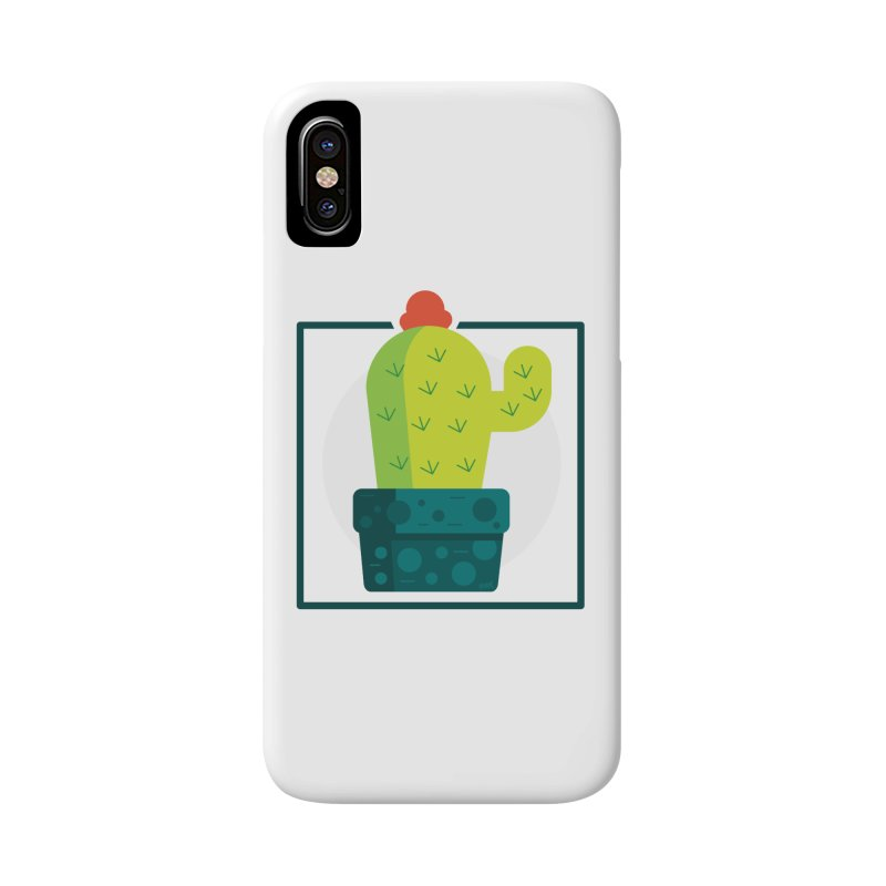 Prickly Accessories Phone Case by toast designs