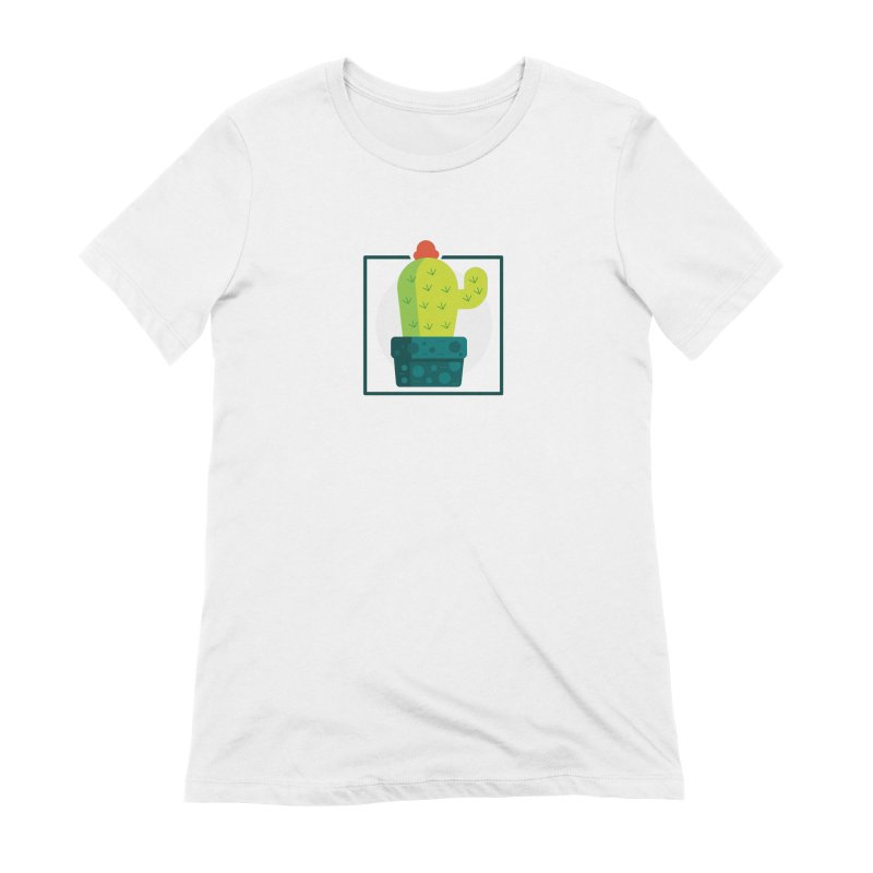 Prickly Women's Extra Soft T-Shirt by toast designs
