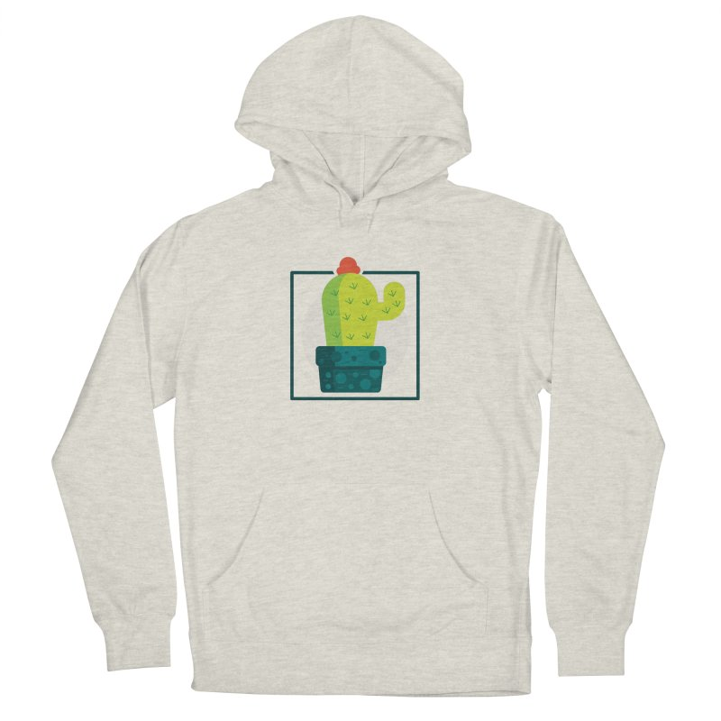 Prickly Women's French Terry Pullover Hoody by toast designs