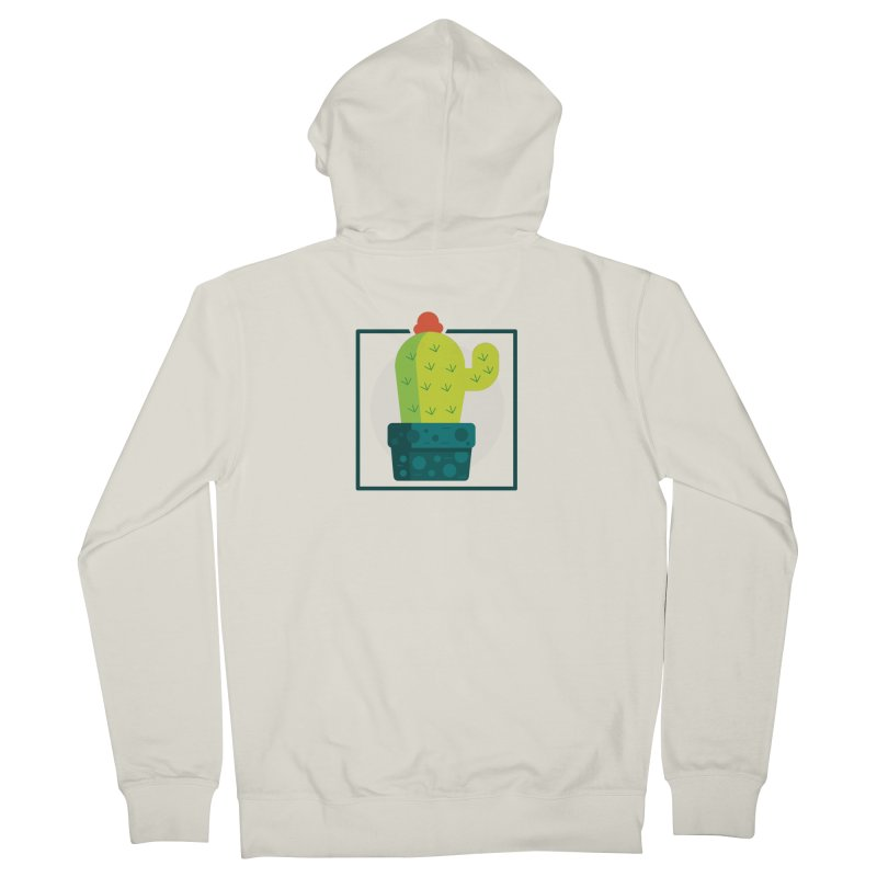 Prickly Men's Zip-Up Hoody by toast designs