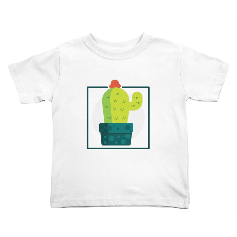 Prickly Kids Toddler T-Shirt by toast designs