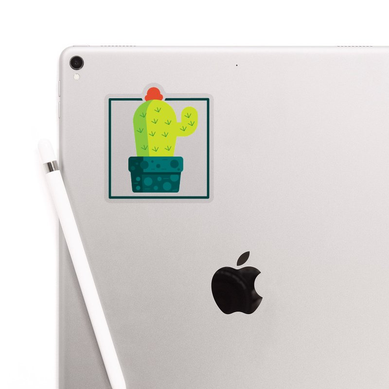 Prickly Accessories Sticker by toast designs