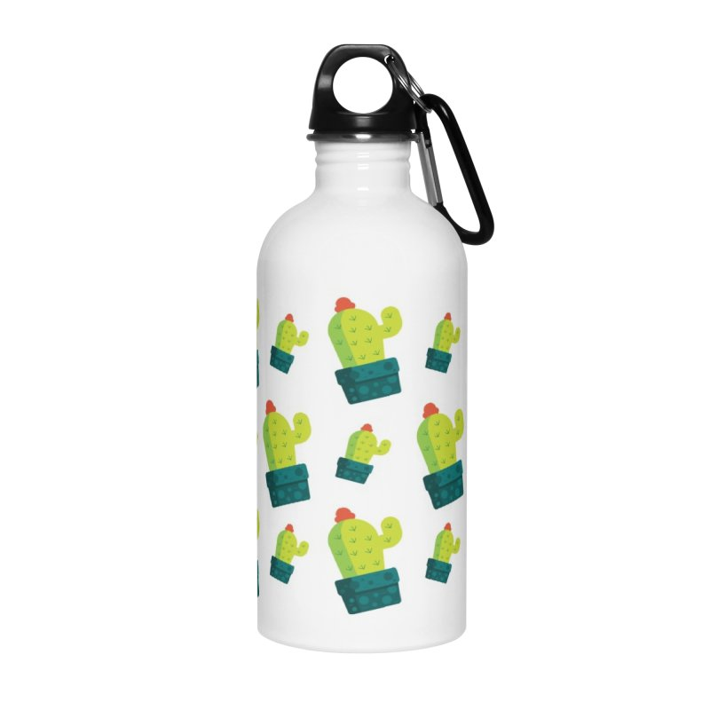 Prickly in Water Bottle by toast designs