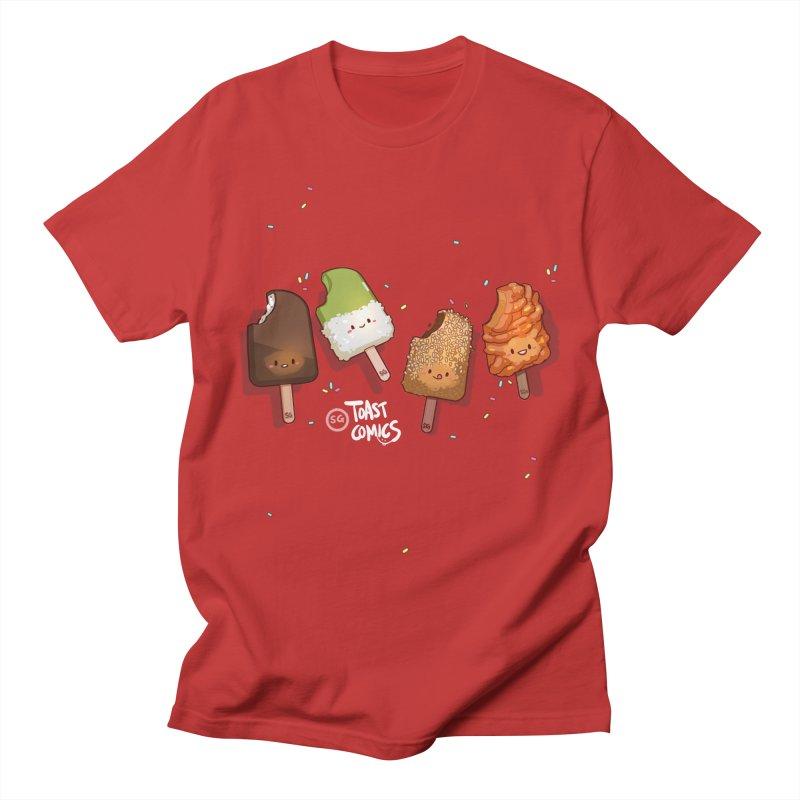 SG Icecream Men's T-Shirt by Toastwire Art Shop