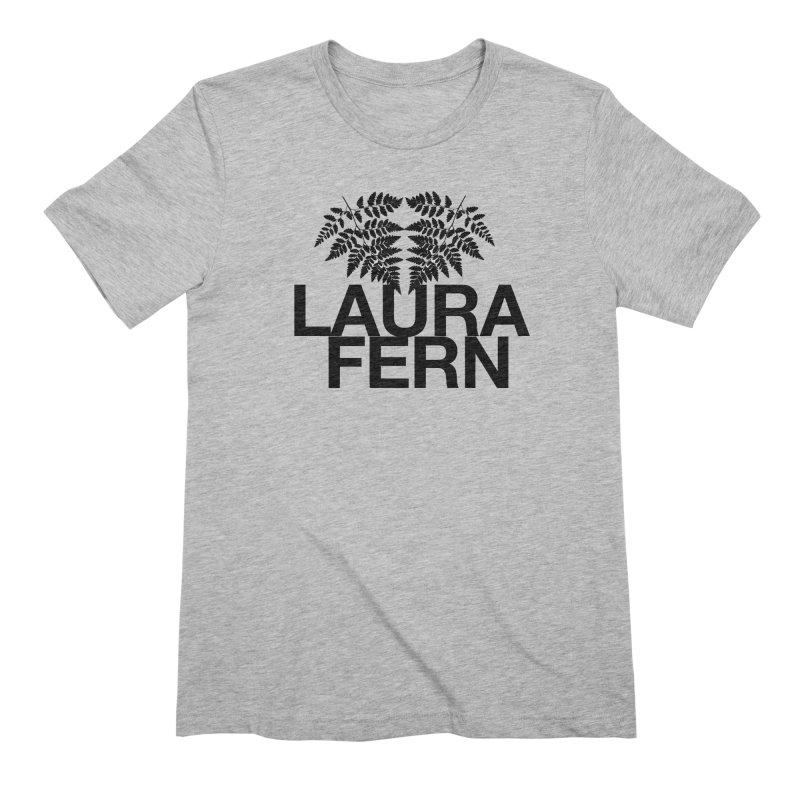 LAURA FERN Men's Extra Soft T-Shirt by Toban Nichols Studio