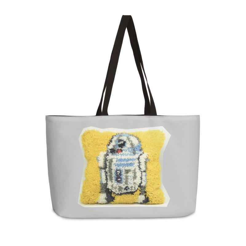 R2Fuzz Accessories Weekender Bag Bag by Toban Nichols Studio