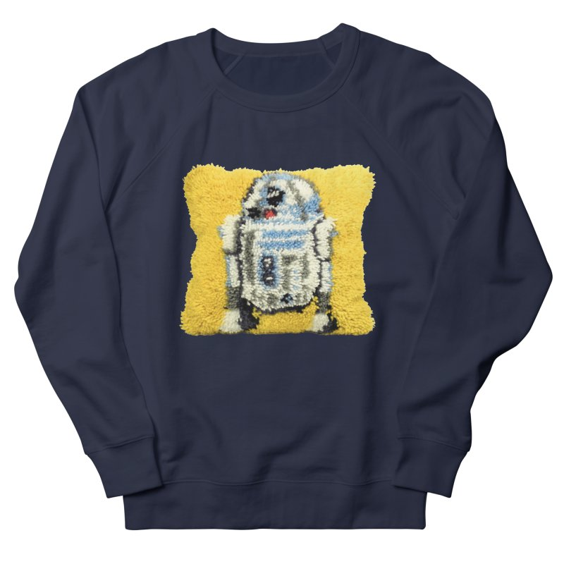 R2Fuzz Women's French Terry Sweatshirt by Toban Nichols Studio