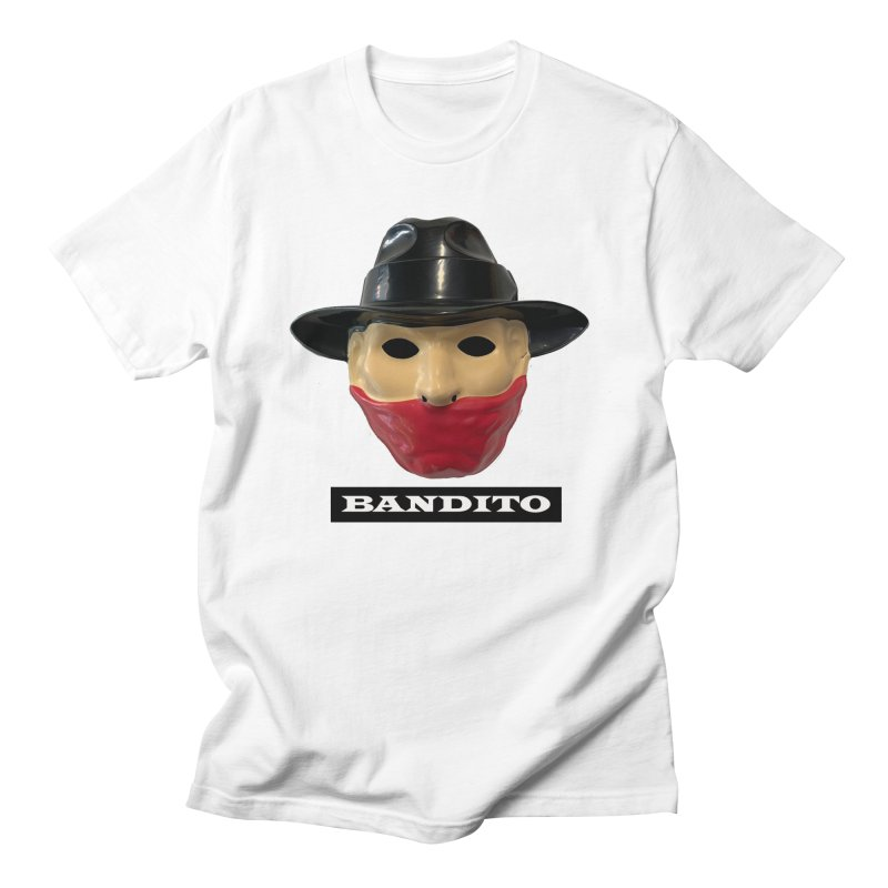 Bandito Women's Regular Unisex T-Shirt by Toban Nichols Studio