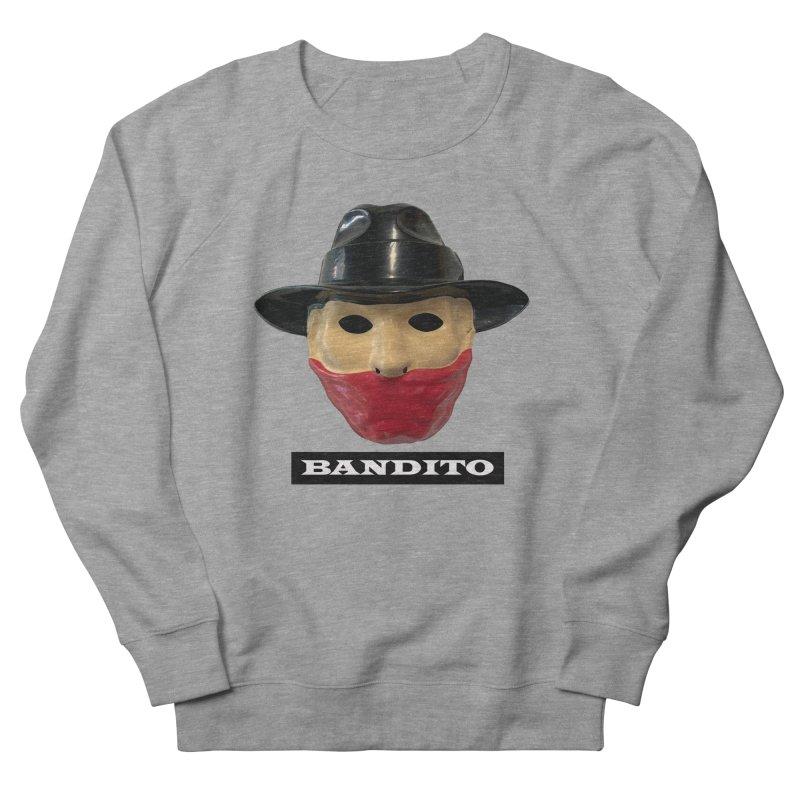 Bandito Women's French Terry Sweatshirt by Toban Nichols Studio