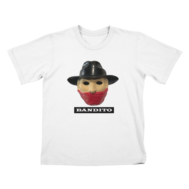 Bandito Kids T-Shirt by Toban Nichols Studio