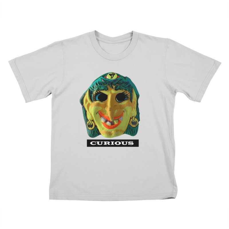 Curious Kids T-Shirt by Toban Nichols Studio
