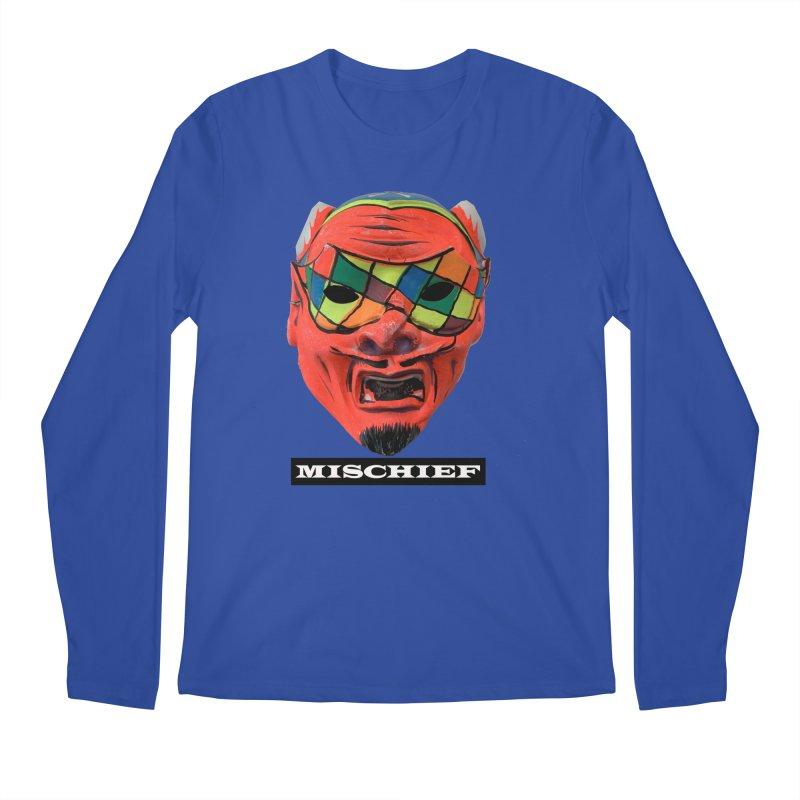 Mischief Men's Regular Longsleeve T-Shirt by Toban Nichols Studio