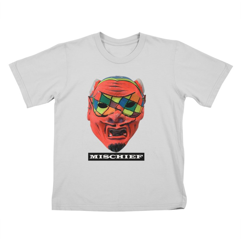 Mischief Kids T-Shirt by Toban Nichols Studio