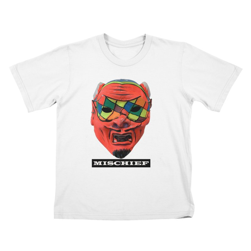 Mischief Kids T-Shirt by Toban Nichols Studio