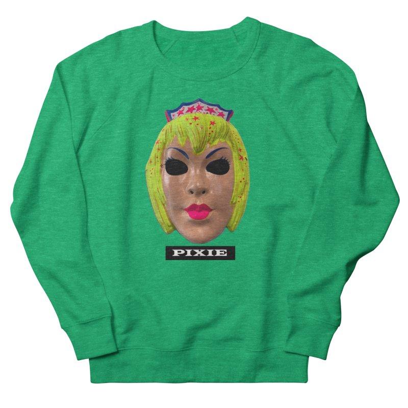 Pixie Women's French Terry Sweatshirt by Toban Nichols Studio