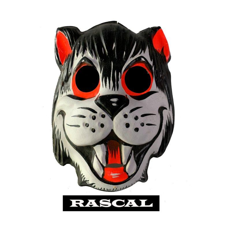 Rascal Men's T-Shirt by Toban Nichols Studio
