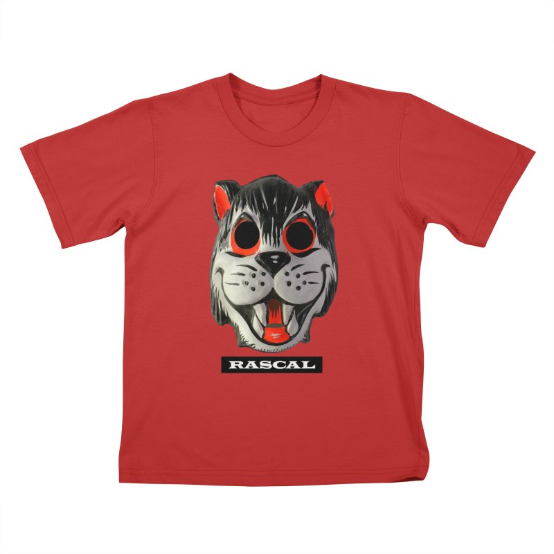 Rascal Kids T-Shirt by Toban Nichols Studio