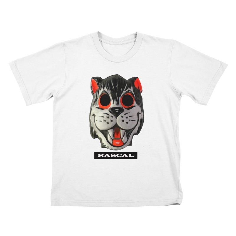 Rascal Kids T-Shirt by Toban Nichols Studio