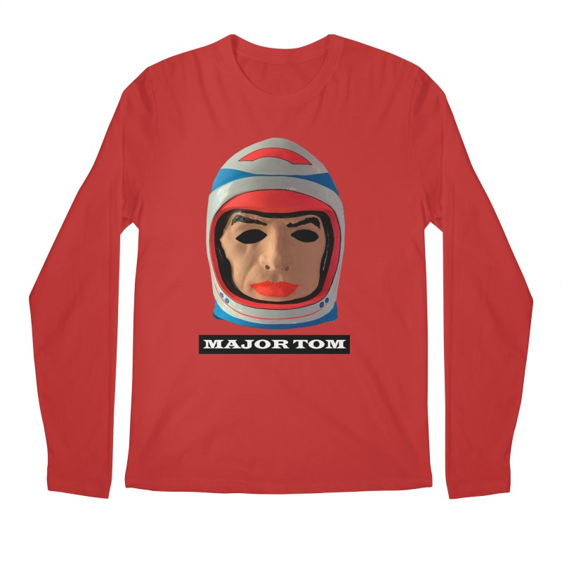 Major Tom Men's Regular Longsleeve T-Shirt by Toban Nichols Studio