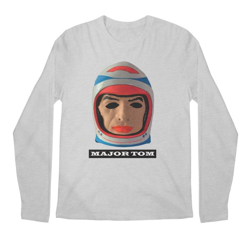 Major Tom Men's Regular Longsleeve T-Shirt by Toban Nichols Studio