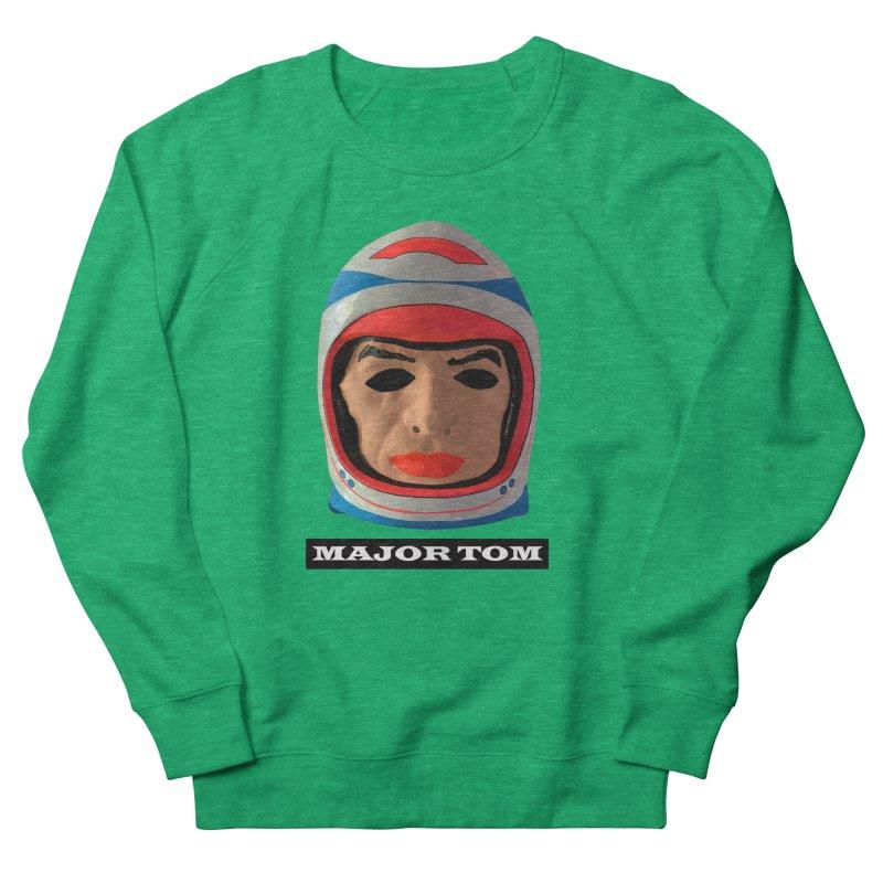 Major Tom Women's French Terry Sweatshirt by Toban Nichols Studio