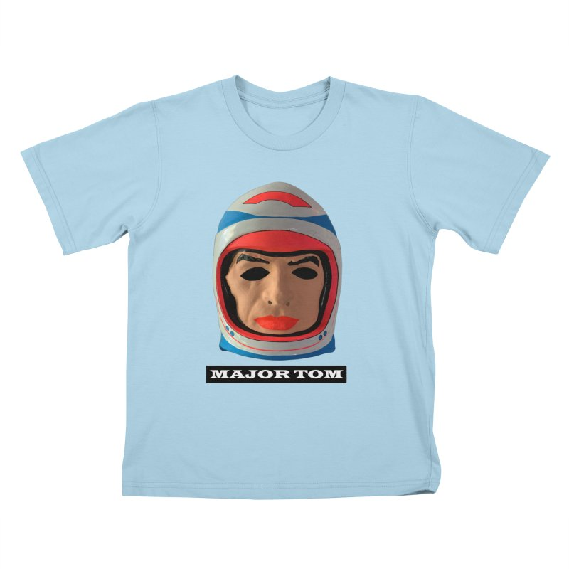 Major Tom Kids T-Shirt by Toban Nichols Studio