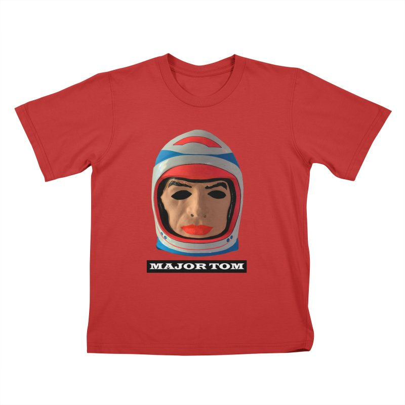 Major Tom Kids T-Shirt by Toban Nichols Studio
