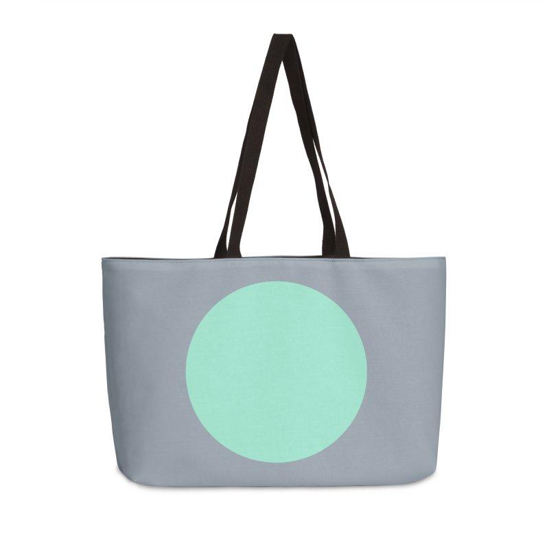 The Full Circle Accessories Weekender Bag Bag by Toban Nichols Studio