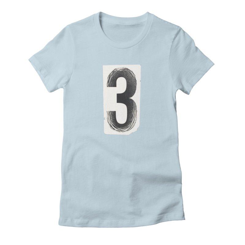 3 Women's T-Shirt by Toban Nichols Studio